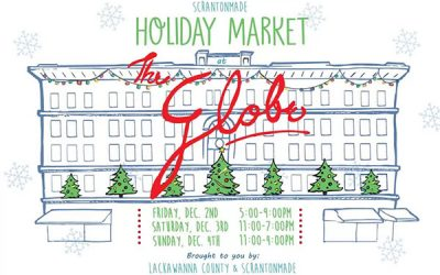 Scrantonmade Holiday Market: December 2-4, 2016