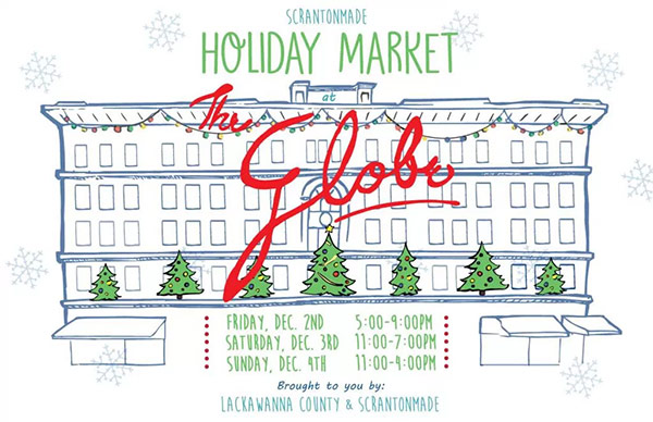 Our Featured Artist Interview for Scrantonmade Holiday Market