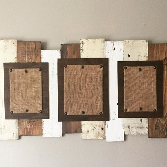 Cecil And Lynn Reclaimed Wood Picture Frames Amp Decor Old