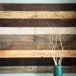 pallet wood wall art