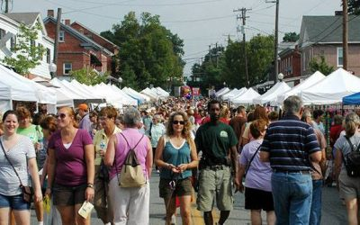 Lititz Rotary Club Craft Show- August 12